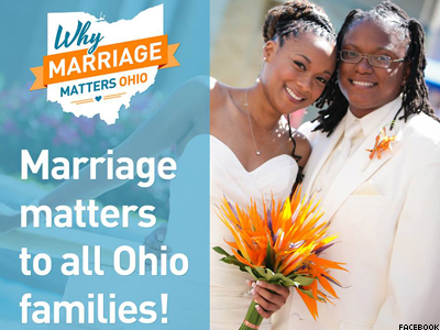 Campaign Aims to Grow Ohio Marriage Equality Support