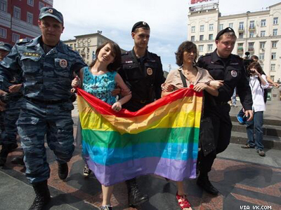 Russian LGBT Journalist Promises to Out Closeted Lawmakers