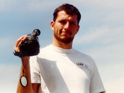 Exclusive Video Reveals Gay 9/11 Hero Mark Bingham on Rugby Pitch, Behind the Camera