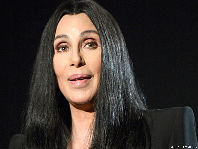 Cher Turned Down Olympics Gig Because of Russia's 'Gay Hate'