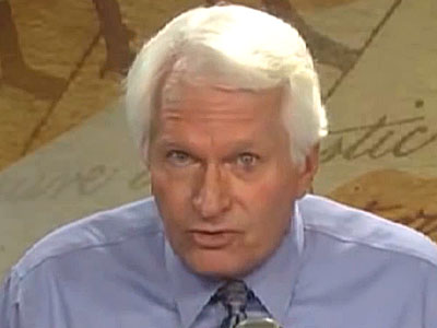 WATCH: Bryan Fischer Loves Gays But Is 'Tired of Being Bullied' by Them