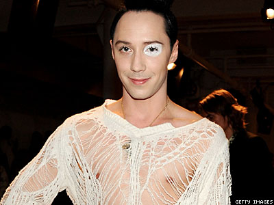 Johnny Weir Drops Olympic Bid