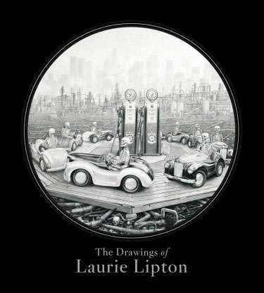 Art Books: Laurie Lipton's Obsessions