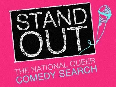 Winners of the 'Stand Out: National Queer Comedy Search'