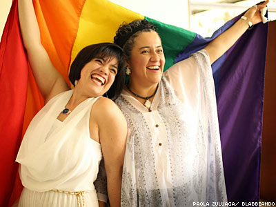 Two Same-Sex Couples Married in Colombia
