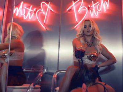 Is New Video Gayest Yet for Britney Spears?