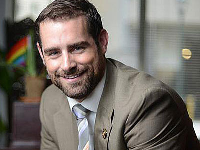 WATCH: Out State Rep. Brian Sims Introduces Pa. Marriage Equality Act