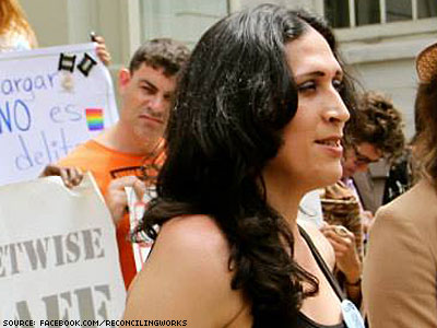 Immigration, Trans Advocates Call for Trans-Inclusive Reform