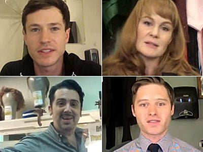 WATCH: Broadway's Big Fish Supports Heckled Ole Miss Laramie Project Cast