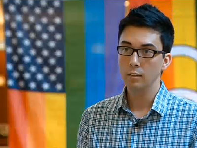 WATCH: 'Un-American' Rainbow Flag at Tenn. College Raises Controversy