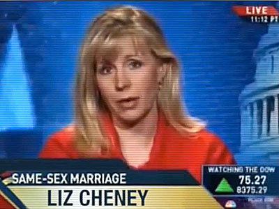 WATCH: Liz Cheney Attacked Over Marriage Equality in New Ad
