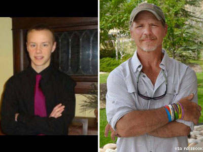 Ore. Father Killed on Cross-Country Walk Memorializing Gay Son