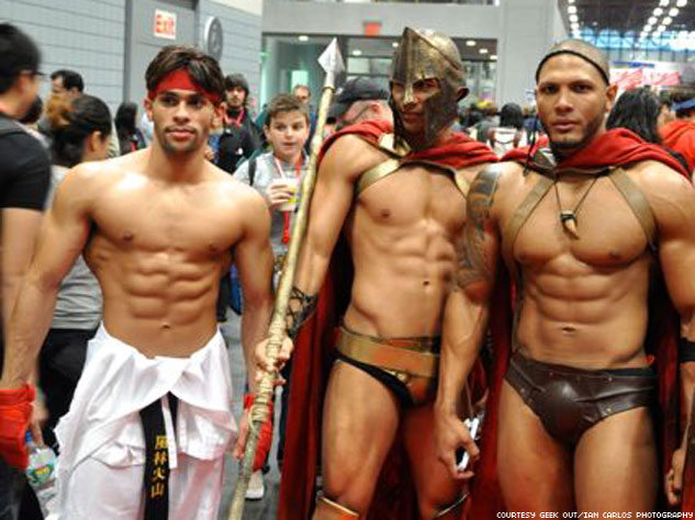 PHOTOS: LGBT Fans Geek Out at NYCC
