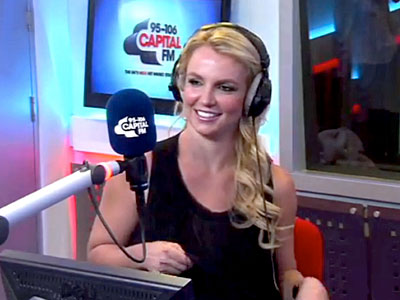 Britney Spears Reveals Title of Upcoming Album