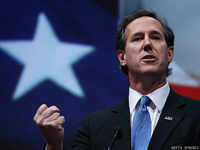 WATCH: Santorum: 'Will & Grace' Leads to Destruction of Our Nation