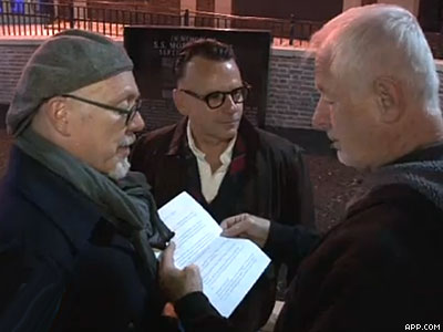 WATCH: Retired Roman Catholic Priest Weds Gay N.J. Couples; He'll Marry Partner Too