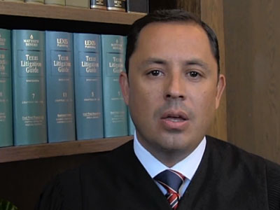 Texas Judge Nixes Republican Antigay Dogma, Switches to Democrats
