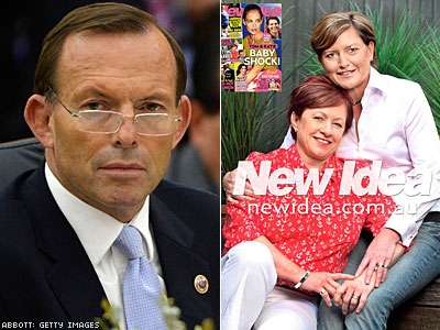 Aussie P.M. Wishes Gay Sister Well, Still Doesn't Support Marriage Equality