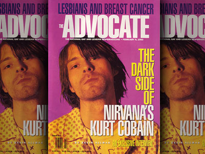 Rediscovered Interview Reveals Kurt Cobain Thought He Was Gay