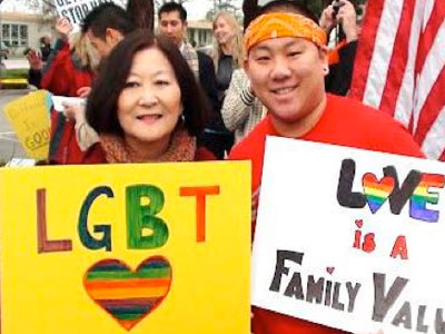New Resource Launched for Asian and Pacific Islander LGBT Youth and Their Parents