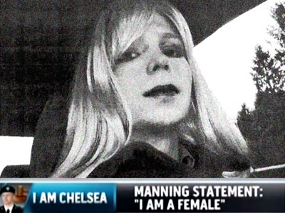 What the Media Learned from Chelsea Manning