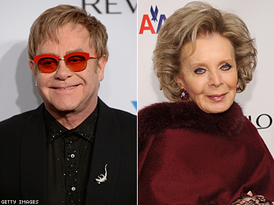 Philanthropist Gives $1 Million to Elton John AIDS Foundation