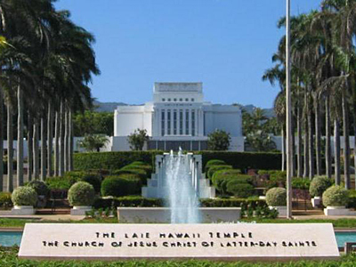 Mormon Church Back in Marriage Equality Fight in Hawaii