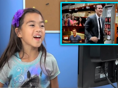 WATCH: Kids React to Same-Sex Marriage Proposals