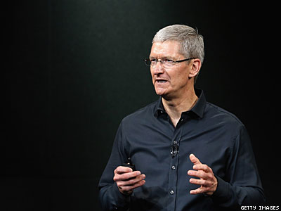 Apple CEO Tim Cook Urges Congress to Pass ENDA