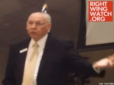 WATCH: Ted Cruz's Dad Says Gays Hijacked Word, Are Potential Predators