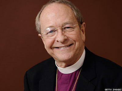 Bishop Robinson: Jesus Must Be Cringing