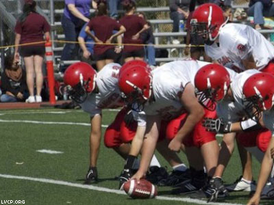 Lawsuit: Football Coach Fired for Being Gay