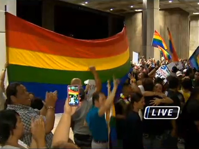 WATCH: Hawaii Passes Marriage Equality