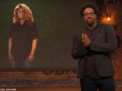 WATCH: W. Kamau Bell Breaks Down the Difference Between Sex and Gender