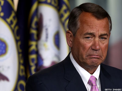 WATCH: Boehner Sees 'No Basis or Need' for ENDA