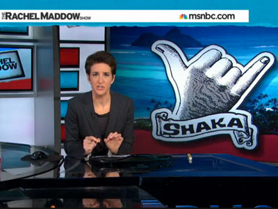 WATCH: Rachel Maddow on GOP's Reluctance to Support Marriage Equality