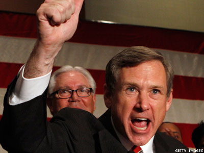 Sen. Kirk Blocks Antigay Panel in Capitol Offices