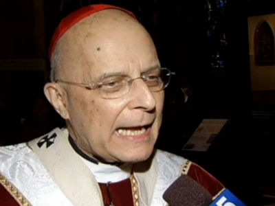 WATCH: Chi. Cardinal Pens Anti–Marriage Equality Letter