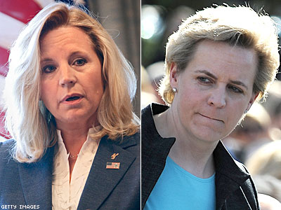 Mary Cheney Isn't Supporting Sister Liz for Senate