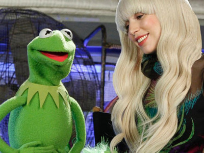 Lady Gaga, Muppets Team Up for Holiday Special