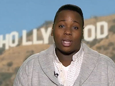 Glee Star Alex Newell Fires Back After Bill O'Reilly Insults Unique