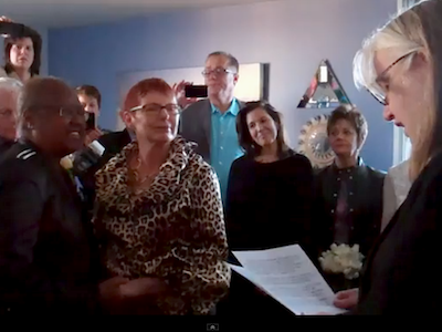 Illinois: Terminally Ill Woman Marries Under Court Order
