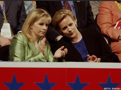 Mary Cheney Headlines Marriage Fundraiser