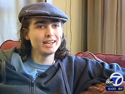 WATCH: Agender Teen, Hate-Crime Victim, Happy to Be Home