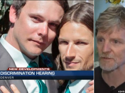 WATCH: Colo. Baker Who Refused Gay Wedding Cake Appears In Court
