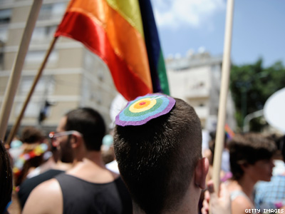 Israel Again Deals Gay Couples, Families Legislative Setback