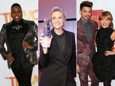 PHOTOS: We Asked The Stars, Who Is Your Hero?