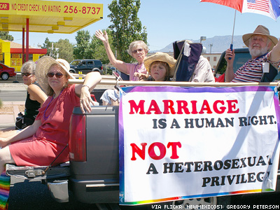 Marriage Equality Good for New Mexico Kids, Experts Say