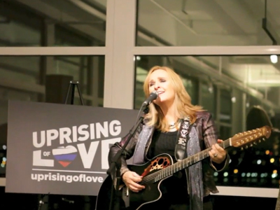 WATCH: Melissa Etheridge Debuts New Anthem Supporting LGBT Russians