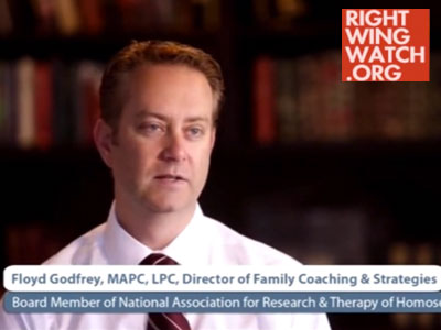 WATCH: Right-Wing 'Documentary' Tries to Defend 'Ex-Gay' Therapy